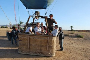 Hot Air Ballooning Morocco